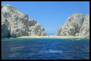 Lovers Beach Cabo